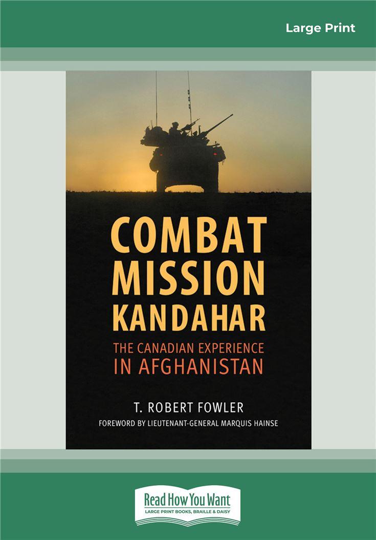 Combat Mission Kandahar
