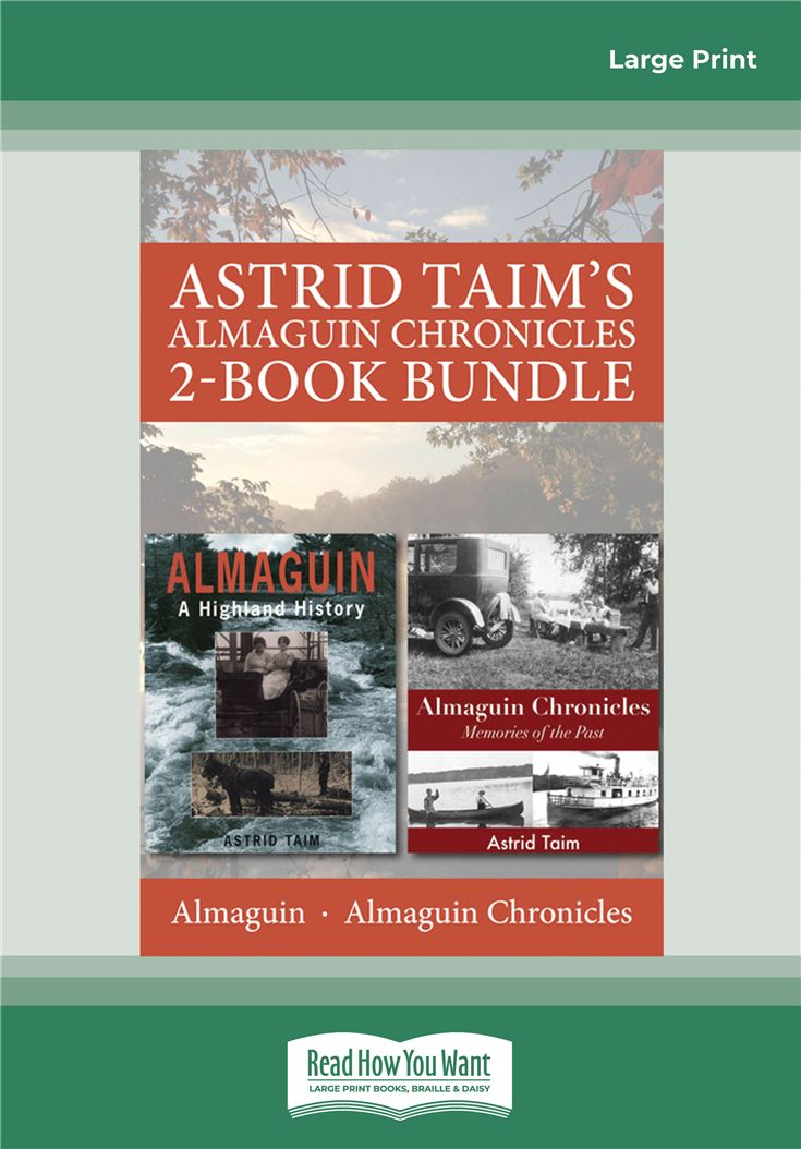 Astrid Taim's Almaguin Chronicles 2-Book Bundle