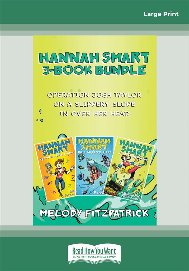 Hannah Smart 3-Book Bundle