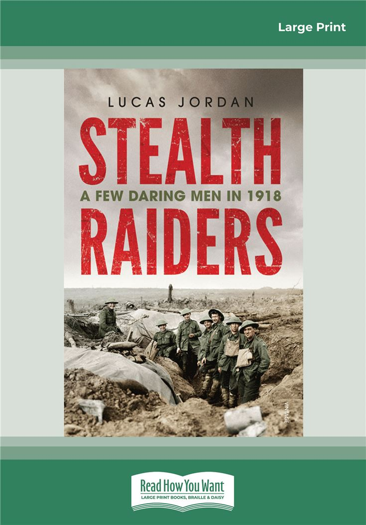 Stealth Raiders