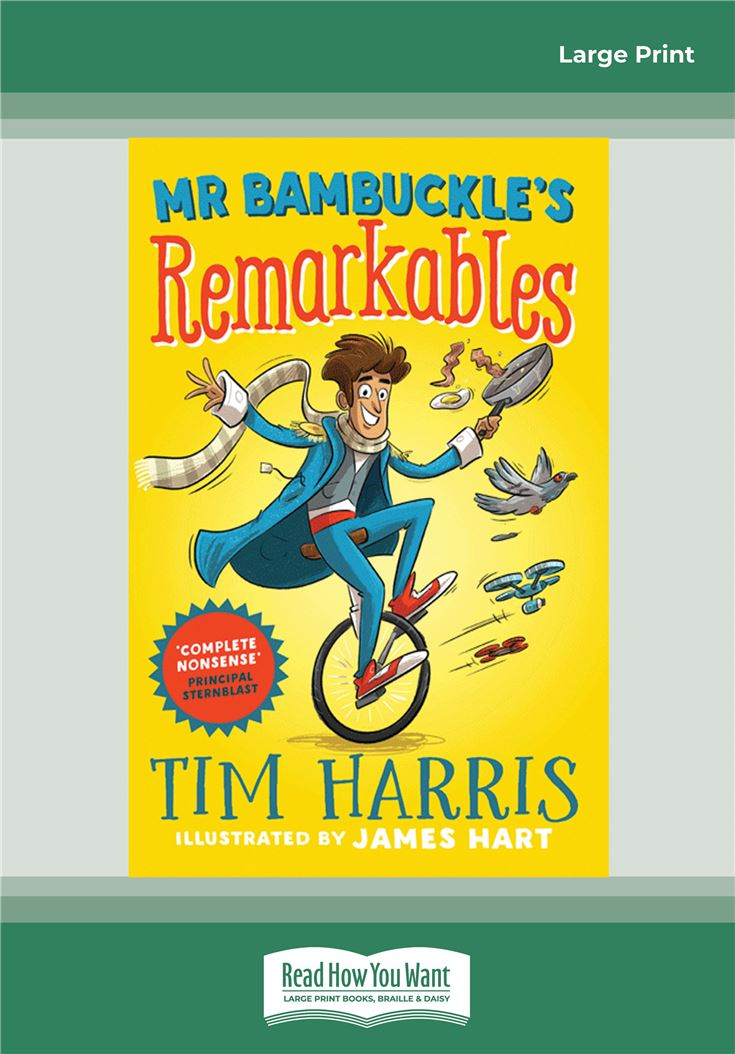 Mr Bambuckle's Remarkables