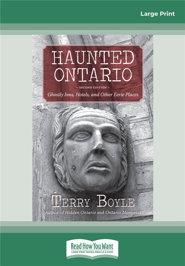Haunted Ontario