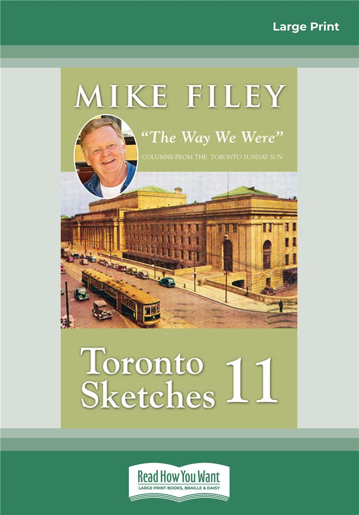 Toronto Sketches 11