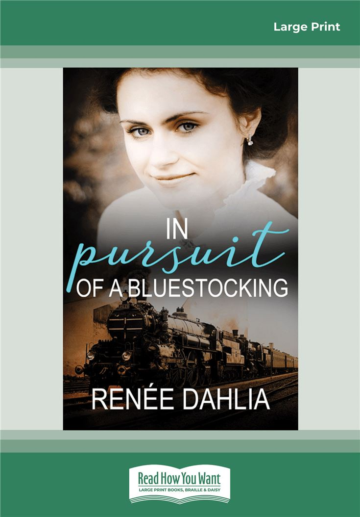 In Pursuit of a Bluestocking