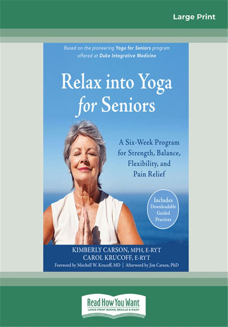 Relax into Yoga for Seniors