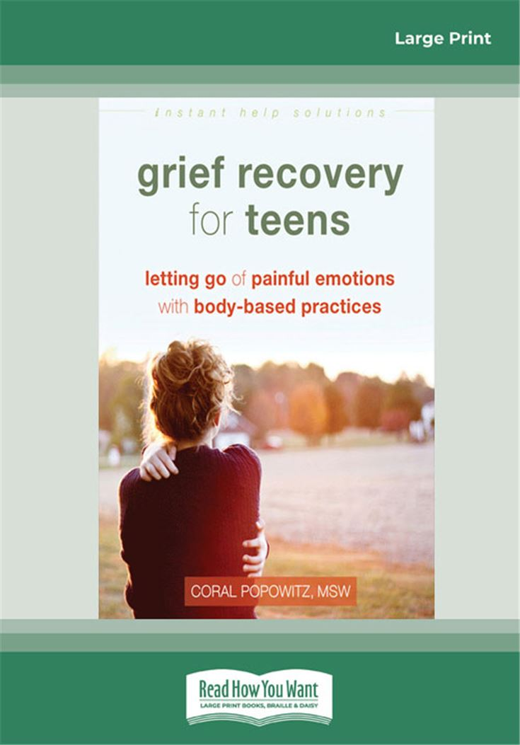 Grief Recovery for Teens
