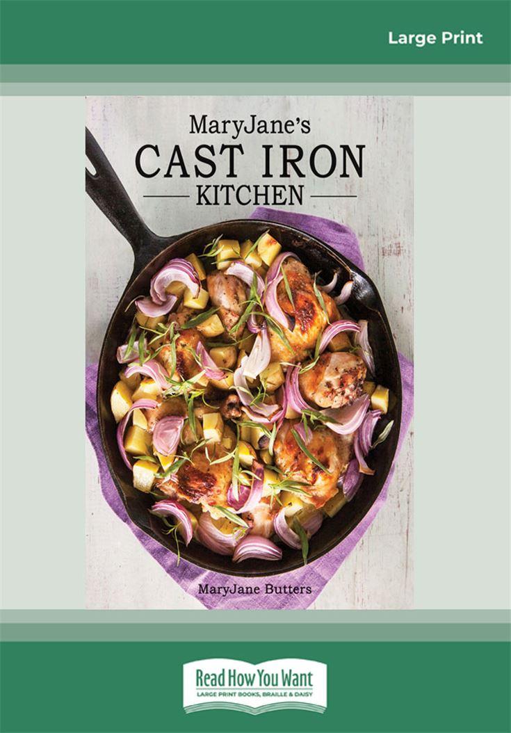 MaryJane's Cast Iron Kitchen
