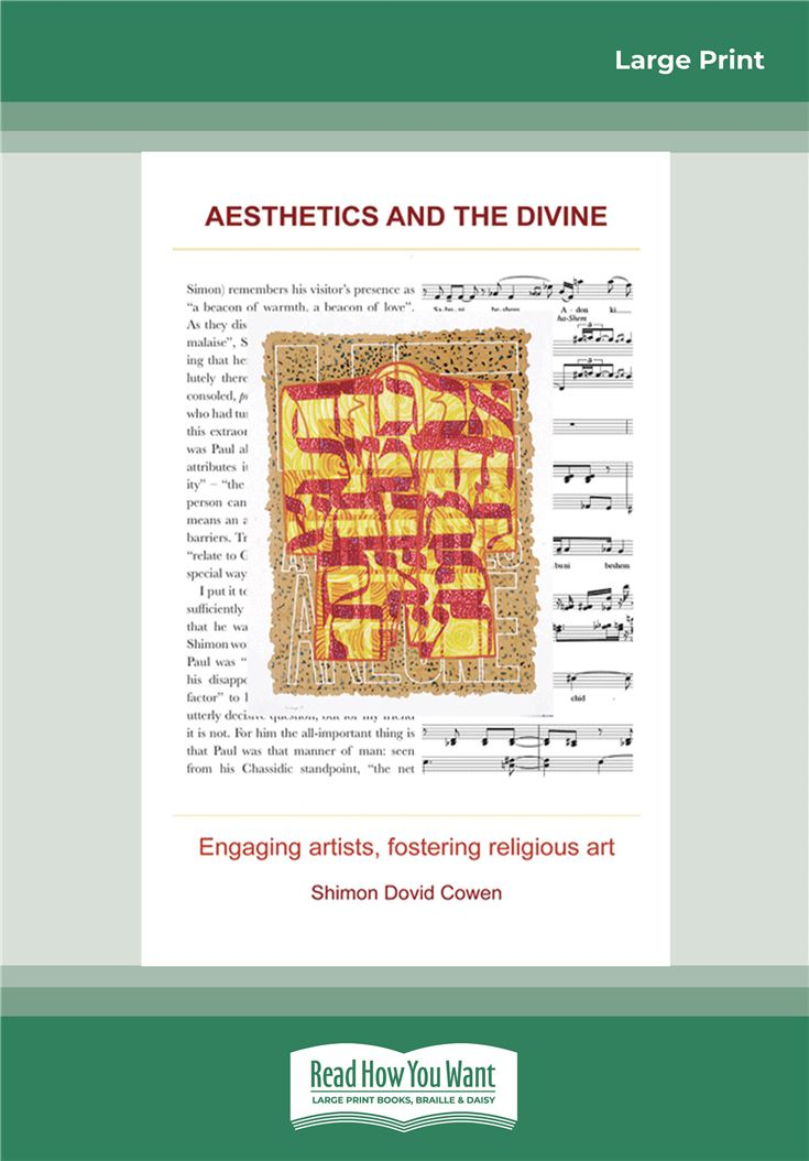 Aesthetics and the Divine