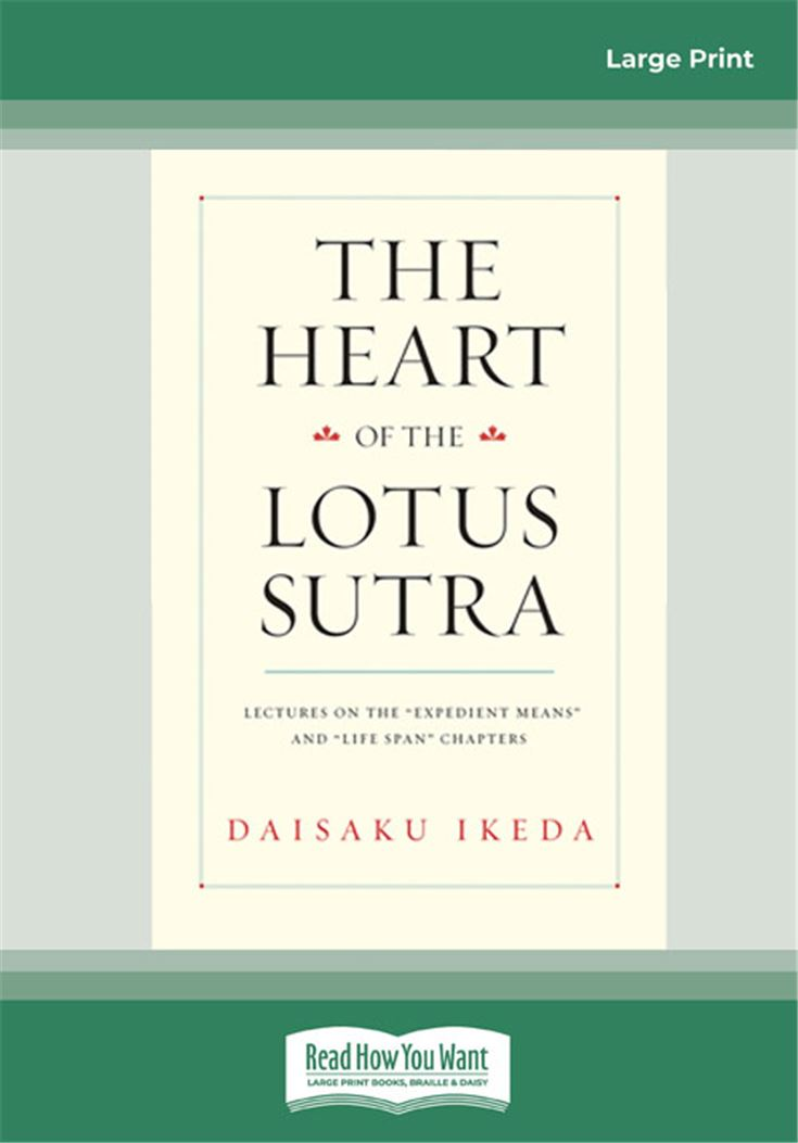 The Heart of Lotus Sutra