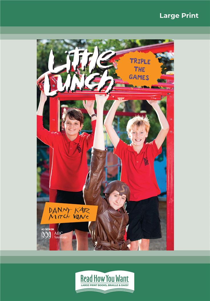 Little Lunch: Triple the Games
