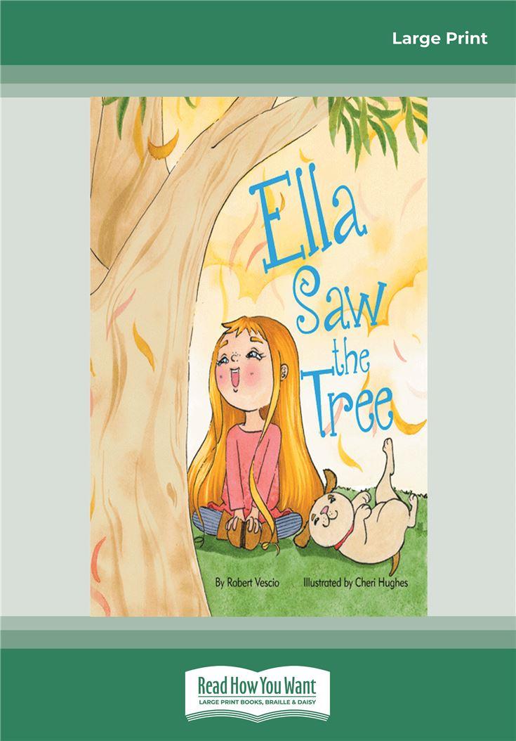 Ella Saw the Tree