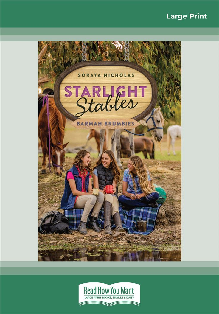 Starlight Stables: Barmah Brumbies (BK6)