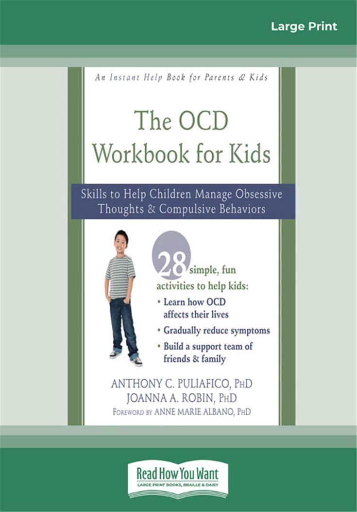 OCD Workbook for Kids
