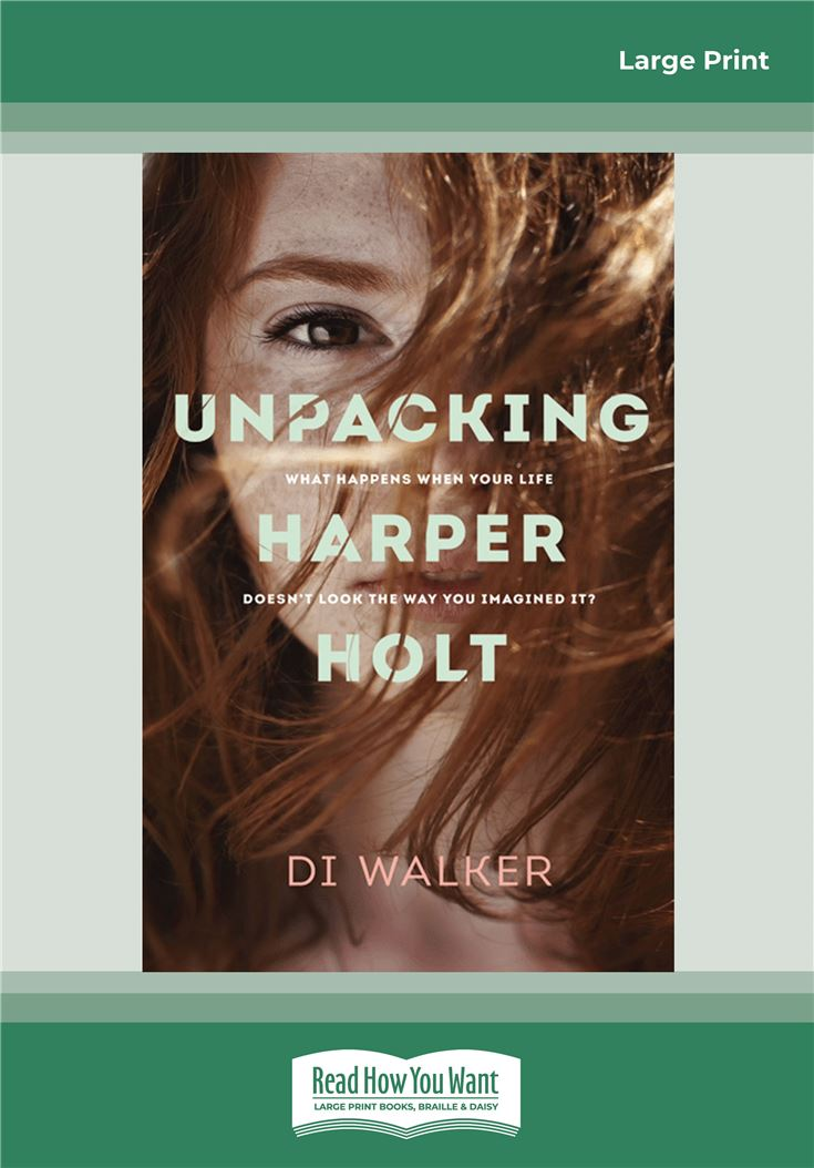Unpacking Harper Holt