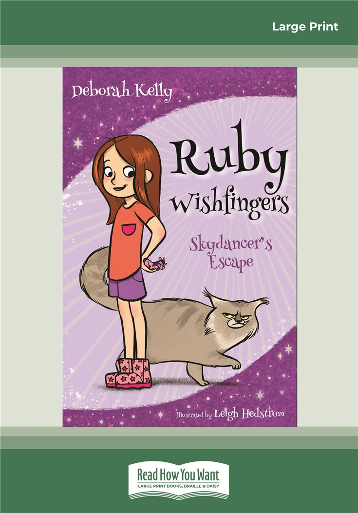 Ruby Wishfingers (book 1): Skydancer's Escape