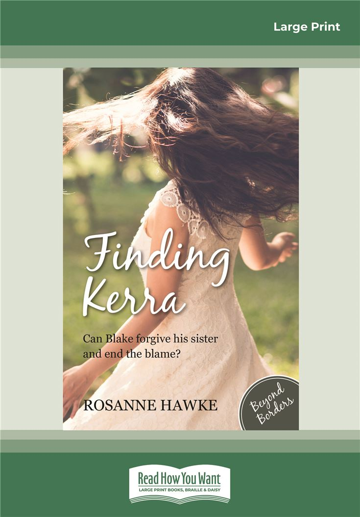 Beyond Borders (book 3): Finding Kerra