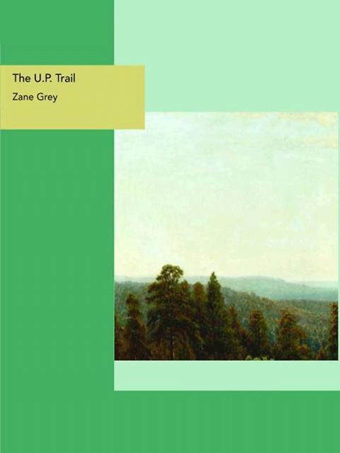 The U.P. Trail