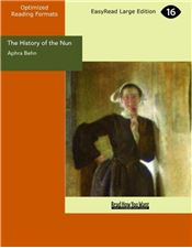 The History of the Nun The Fair Vow-Breaker