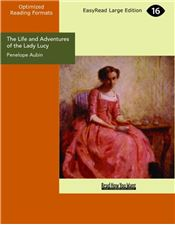 The Life and Adventures of the Lady Lucy