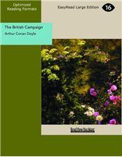 The British Campaign