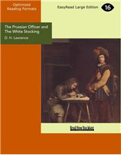 The Prussian Officer and The White Stocking