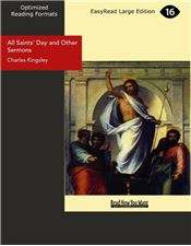 All Saints' Day and Other Sermons