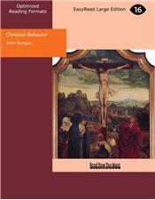 Christian Behavior