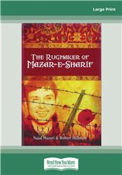 THE RUGMAKER OF MAZAR-E-SHARIF
