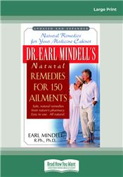 Dr. Earl Mindell's Natural Remedies for 150 Ailments (World)
