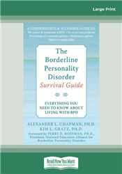 The Borderline Personality Disorder, Survival Guide