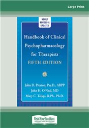 Handbook Clinical Psychopharmacology