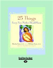 25 Things Every New Mother Should Know