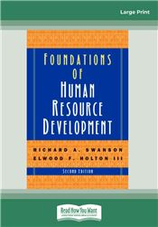 Foundations of Human Resource Development (2nd Edition)