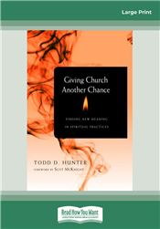 Giving Church Another Chance