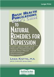 User's Guide to Natural Remedies for Depression