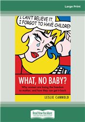What, No Baby?