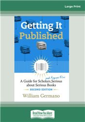 Getting It Published, 2nd Edition