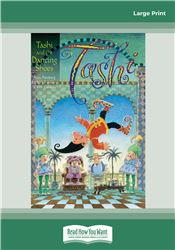 Tashi and the Dancing Shoes