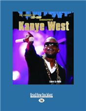 Kanye West (The Library of Hip-Hop Biographies)