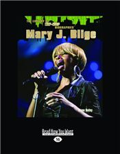 Mary J. Blige (The Library of Hip-Hop Biographies)