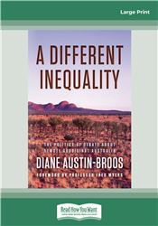 A Different Inequality