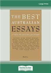 The Best Australian Essays