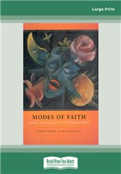 Modes of Faith