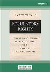 Regulatory Rights