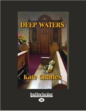 Deep Waters (Callie Anson Mysteries, No. 3)