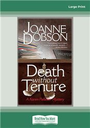 Death Without Tenure (Karen Pelletier Mysteries)