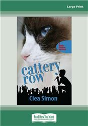 Cattery Row (Theda Krakow Mysteries, No. 2)
