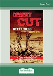 Desert Cut (Lena Jones Mysteries (Paperback))