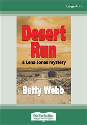 Desert Run (Lena Jones Mysteries (Paperback))