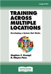 Training Across Multiple Locations